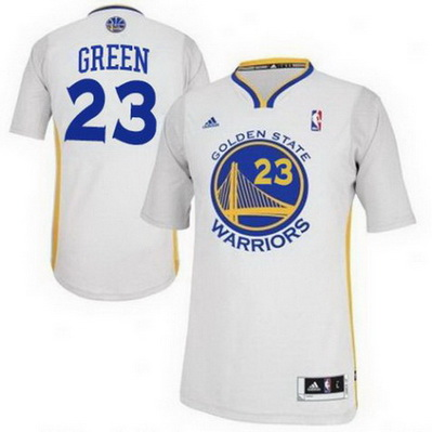 maglietta draymond green 23 2015 golden state warriors bianca