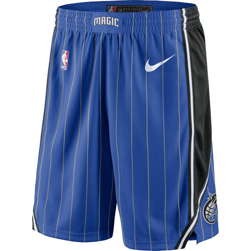 pantaloncini corti uomo basket nba 2018 -2019 orlando magic blu