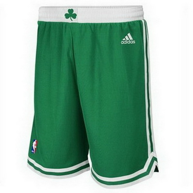 pantaloncini corti uomo basket nba boston celtics rev30 verde