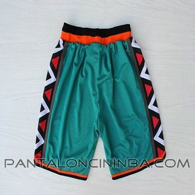 pantaloncini corti uomo basket nba all star 1996 verde