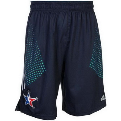 pantaloncini corti uomo basket nba all star 2014 blu