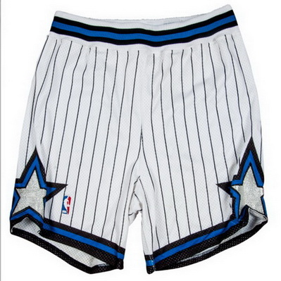 pantaloncini corti uomo basket nba orlando magic bianca