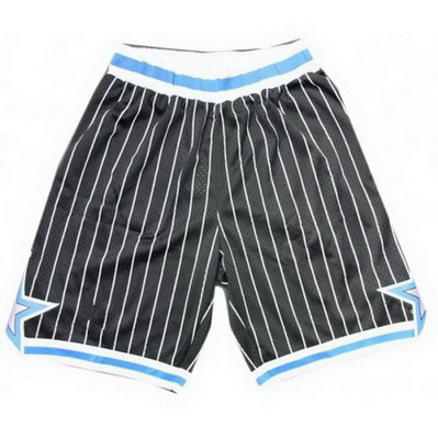 pantaloncini corti uomo basket nba orlando magic nero