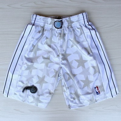 pantaloncini corti uomo basket nba orlando magic rev30 bianca