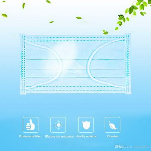 50pcs Maschere antiappannamento maschere protettive unisex per adulti contro il vento
