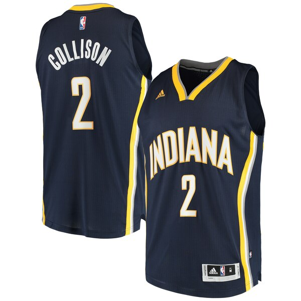 maglia darren collison 2 2020 indiana pacers navy