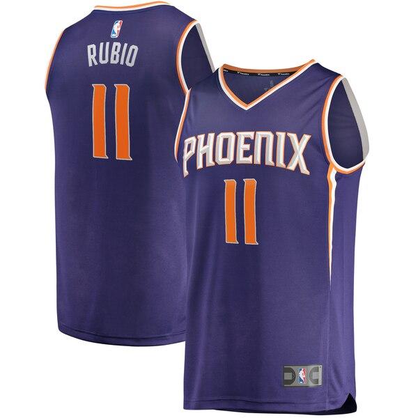 maglia Ricky Rubio 11 2019-2020 phoenix suns porpora