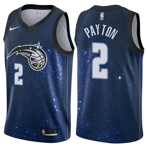 maglia elfrid payton 2 2017-2018 orlando magic navy
