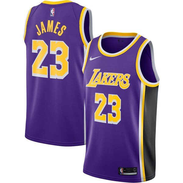 maglia lebron james 23 2020 los angeles lakers blu