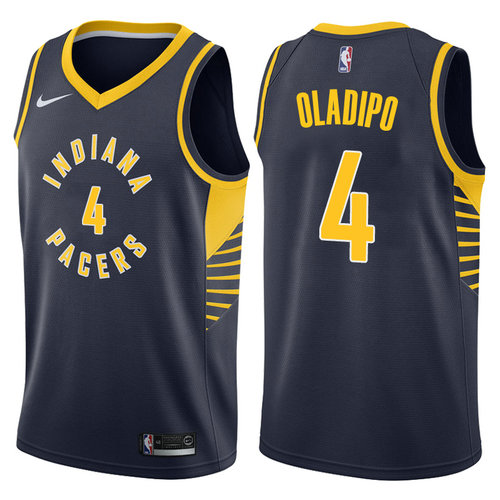 maglia victor oladipo 4 2017-2018 indiana pacers navy