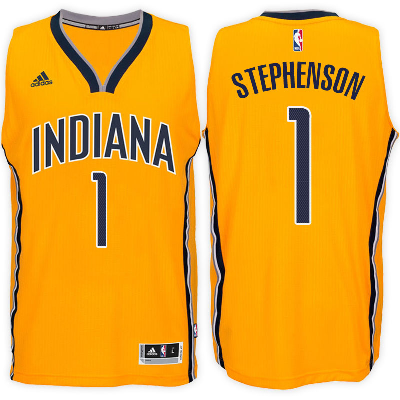 canotta lance stephenson1 2017 indiana pacers giallo