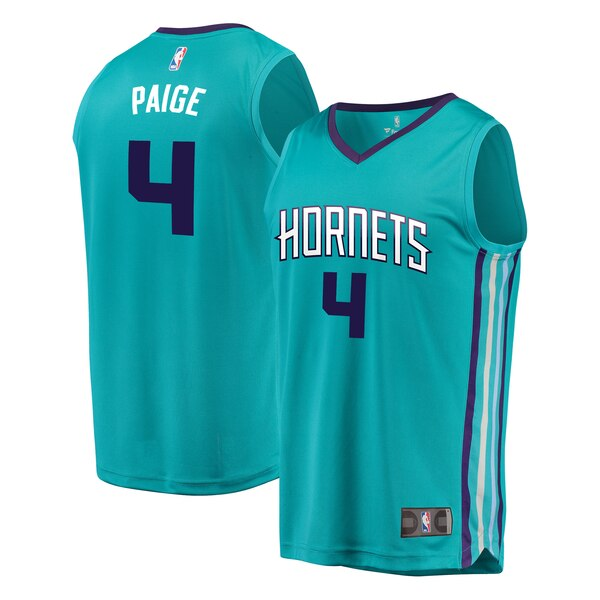 maglia marcus paige 4 2020 charlotte hornets verde