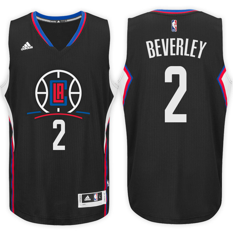 maglia patrick beverley 2 2017 los angeles clippers nero