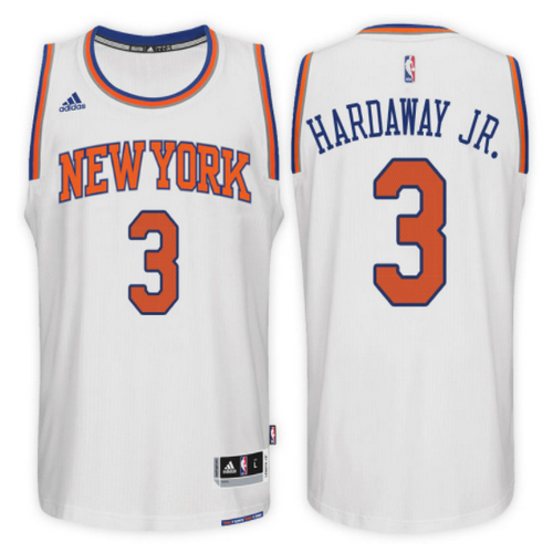 maglia nba tim hardaway jr. 3 2017 new york knicks bianca