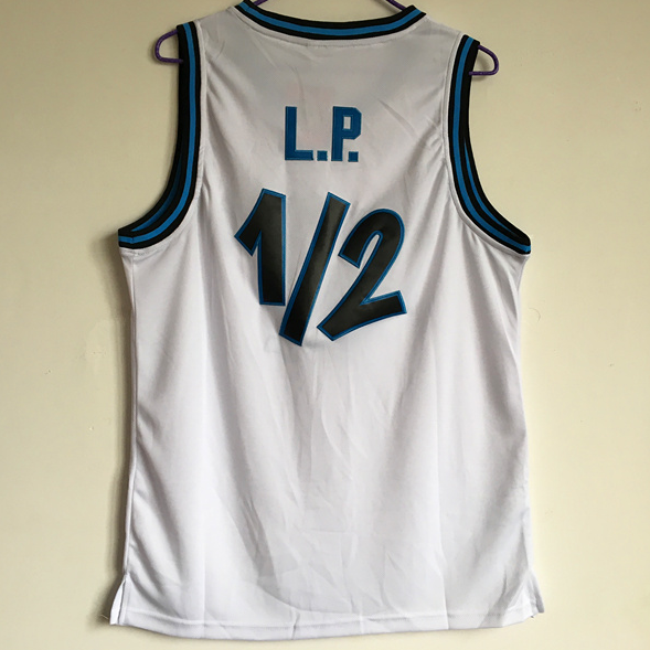 maglie nba orlando magic con lil penny 1/2 bianca